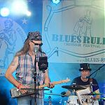 Swamp Train @ Blues Rules Crissier 2014 - Photo: Michel Filiod