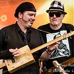 Swamp Train @ Blues Rules Crissier 2014 - Photo: Christophe Losberger
