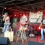 Swamp Train @ Blues Rules Crissier 2014 - Photo: Vincent - Blues Rules