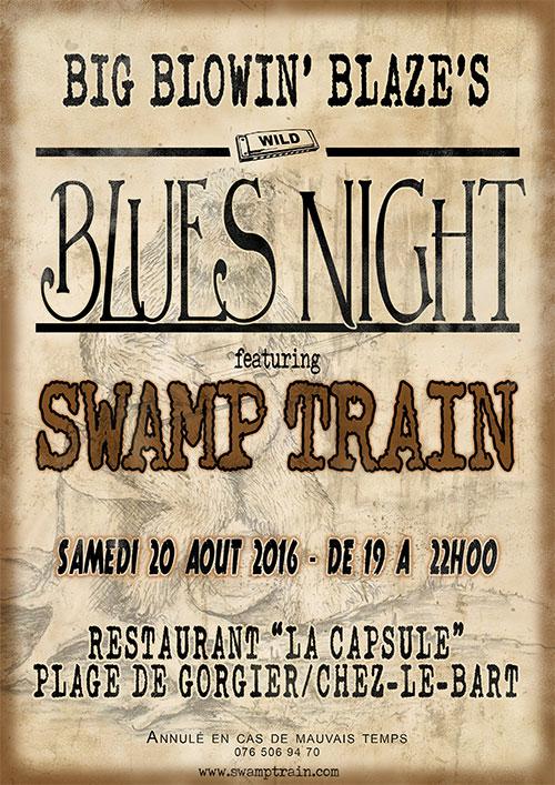BBBs Blues Night 2016