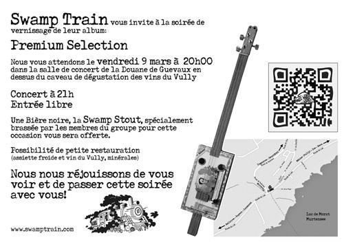 Invitation soire premium selection swamp train linvitation en franais stopboris Gallery